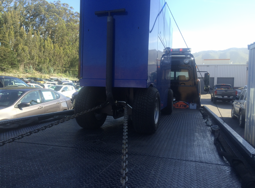 Calderon Tow & Auto - Hercules, CA