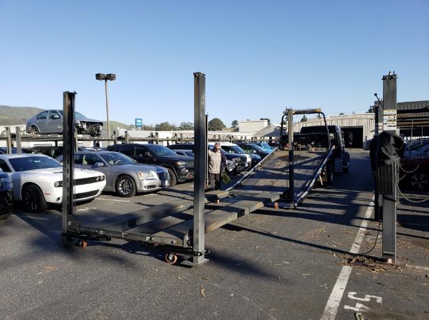Calderon Tow & Auto - Larkspur, CA