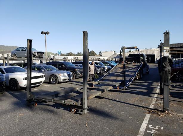 Calderon Tow & Auto - Palo Alto, CA
