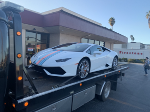 Calderon Tow & Auto - Burlingame, CA